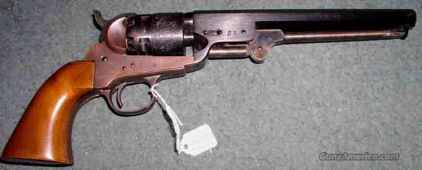 NAVY ARMS CAL..44 NAVY MODEL BLACK POWDER   Non-Guns > Black Powder Muzzleloading
