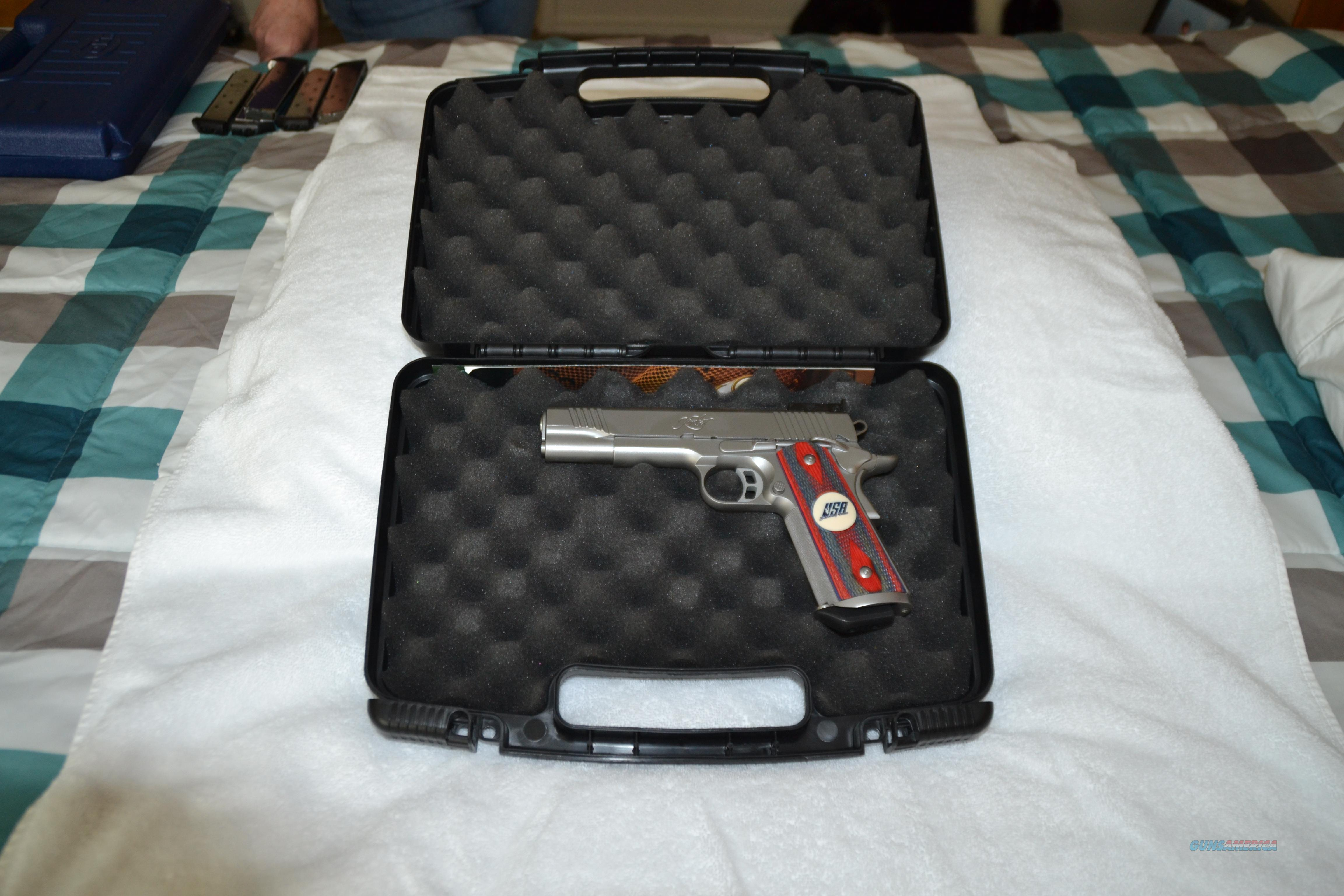 Kimber Team Match II  Guns > Pistols > Kimber of America Pistols > 1911