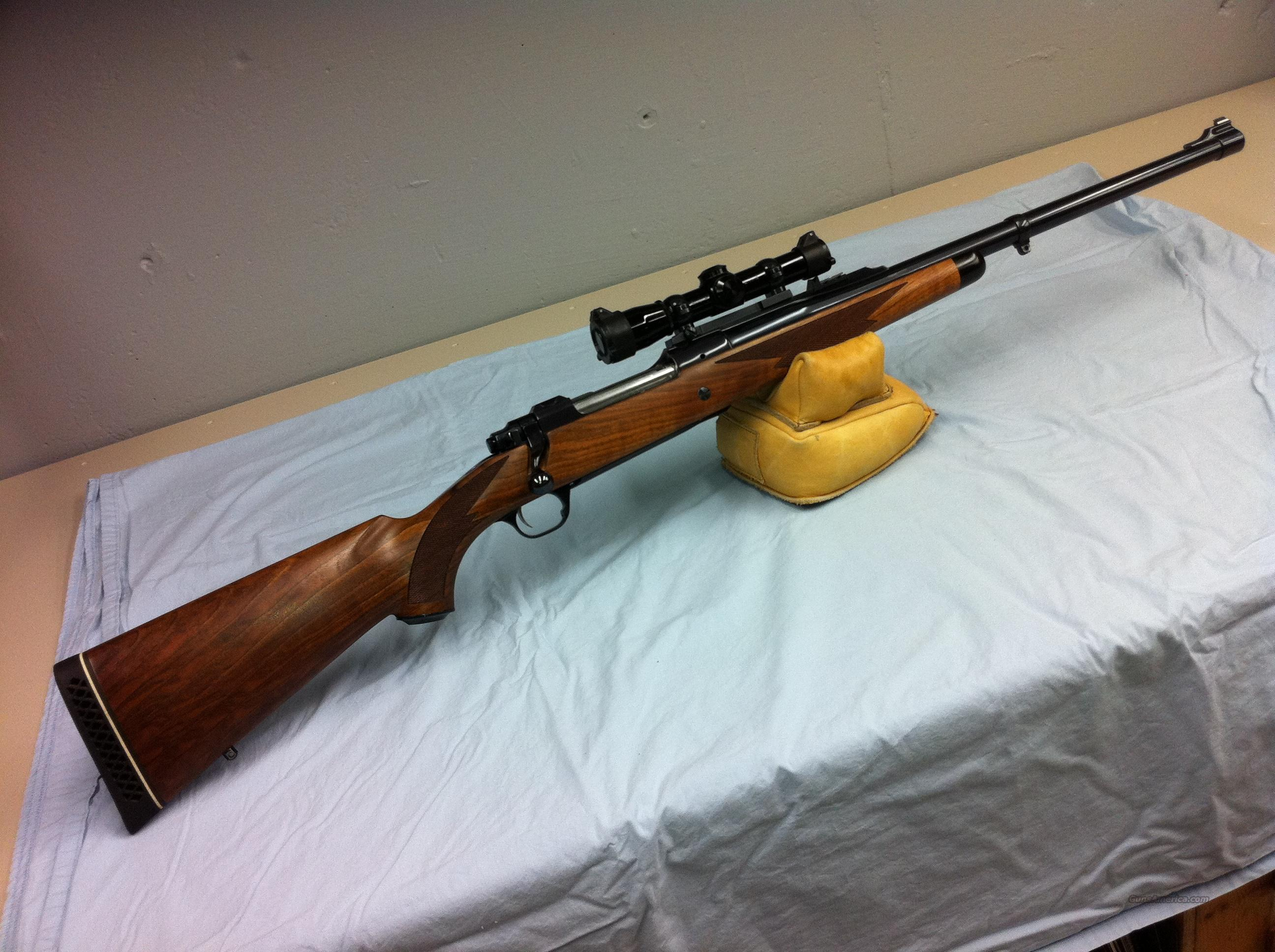 Ruger M-77 Magnum 416 Rigby.  Guns > Rifles > Ruger Rifles > Model 77
