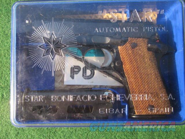 Star Garcia Model PD 45 ACP  Guns > Pistols > Star Pistols