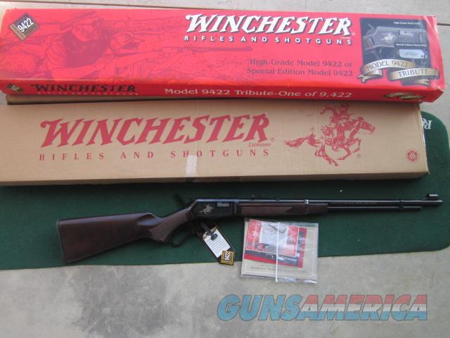 Winchester 9422 Final Tribute High Grade Legacy  Guns > Rifles > Winchester Rifle Commemoratives
