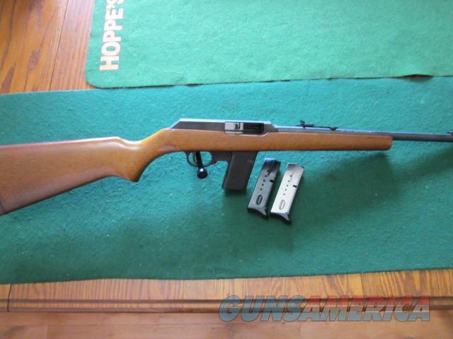 Marlin Camp 9 9MM  Guns > Rifles > Marlin Rifles > Modern > Semi-auto