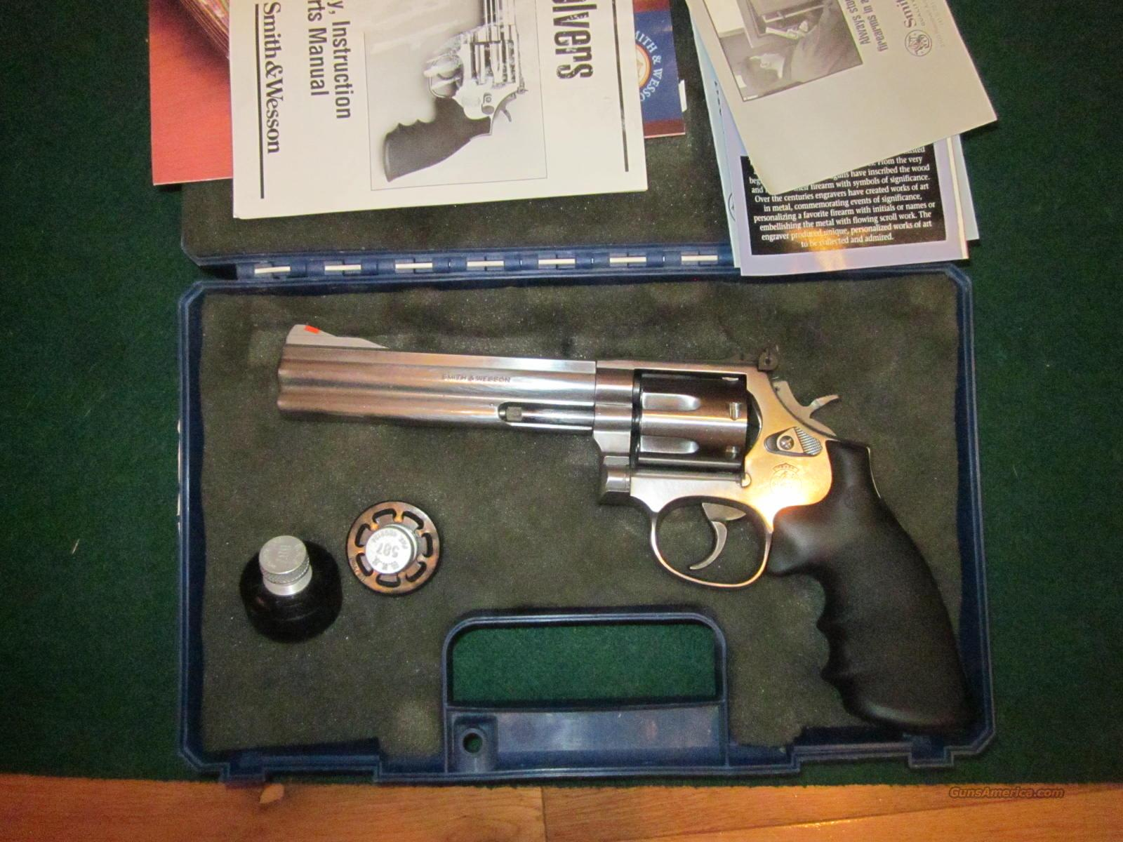 Smith & Wesson 686-4  Guns > Pistols > Smith & Wesson Revolvers > Full Frame Revolver