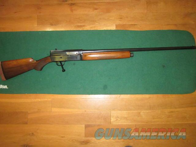 Remington Model 11 20ga  Guns > Shotguns > Remington Shotguns  > Autoloaders > Hunting