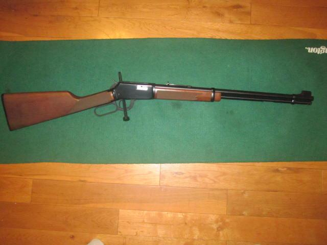 Winchester 9422 M  Guns > Rifles > Winchester Rifles - Modern Lever > Model 94 > Post-64