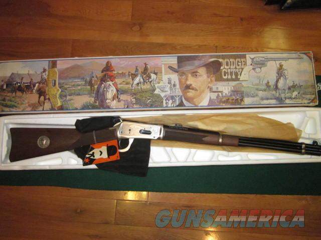 Winchester 94 Bat Masterson  Guns > Rifles > Winchester Rifle Commemoratives