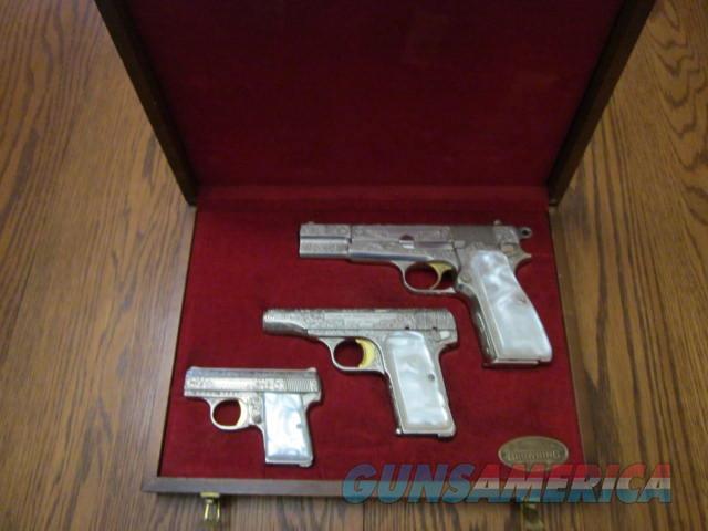 Browning Renaissance Set  Guns > Pistols > Browning Pistols > Hi Power