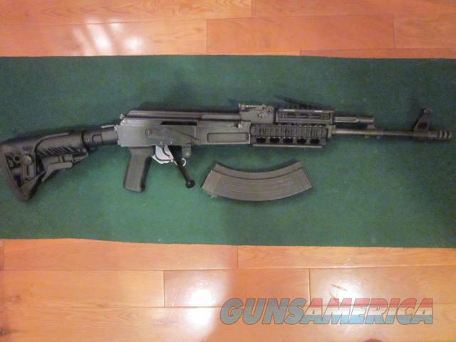 AK 47 Bulgarian SLR 95 Milled Receiver  Guns > Rifles > AK-47 Rifles (and copies) > Folding Stock