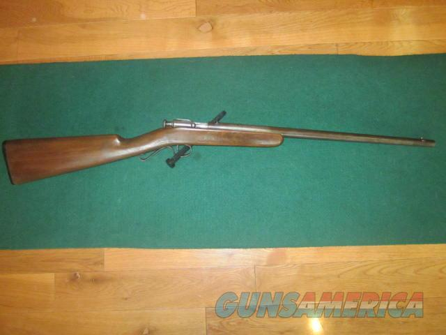 Winchester Model 02 Boys Rifle  Guns > Rifles > Winchester Rifles - Modern Bolt/Auto/Single > .22 Boys Rifles