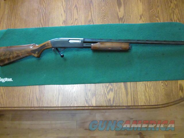 Remington 870 Wingmaster 16 Gauge  Guns > Shotguns > Remington Shotguns  > Pump > Hunting