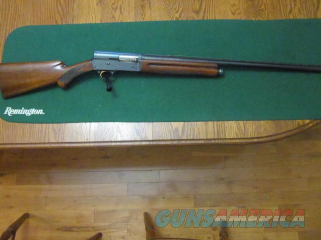 Browning A-5 Sweet 16  Guns > Shotguns > Browning Shotguns > Autoloaders > Hunting