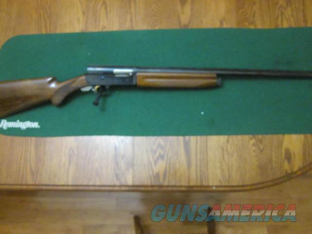 Browning A-5 Sweet Sixteen Invector  Guns > Shotguns > Browning Shotguns > Autoloaders > Hunting