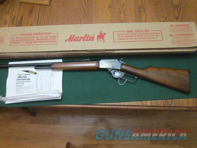 Marlin 1894CL 32-20  Guns > Rifles > Marlin Rifles > Modern > Lever Action