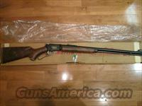 Marlin 39AS Cherokee Strip  Guns > Rifles > Marlin Rifles > Modern > Lever Action