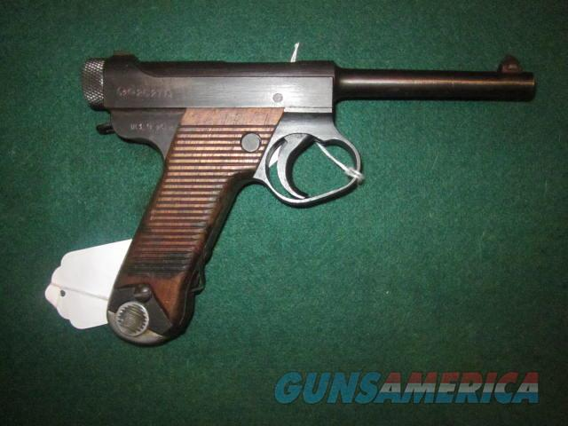 Japanese Nambo Type 14  Guns > Pistols > Military Misc. Pistols Non-US