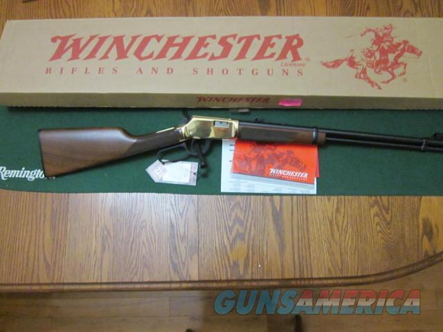 Winchester 9422 Yellow Boy  Guns > Rifles > Winchester Rifles - Modern Lever > Model 94 > Post-64