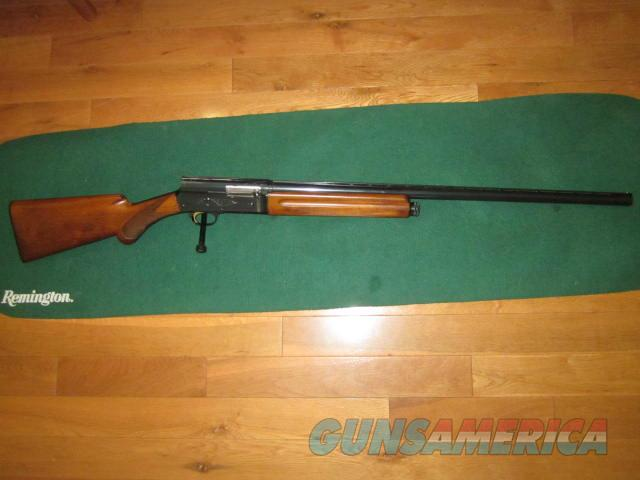 Browning A-5 Sweet 16 Belgium  Guns > Shotguns > Browning Shotguns > Autoloaders > Hunting