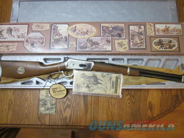 Winchester 94 Cowboy Commemorative  Guns > Rifles > Winchester Rifle Commemoratives