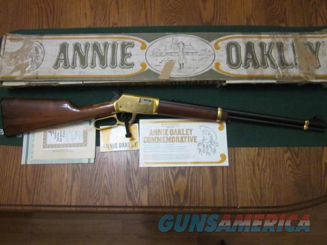 Winchester 9422 Annie Oakley  Guns > Rifles > Winchester Rifle Commemoratives