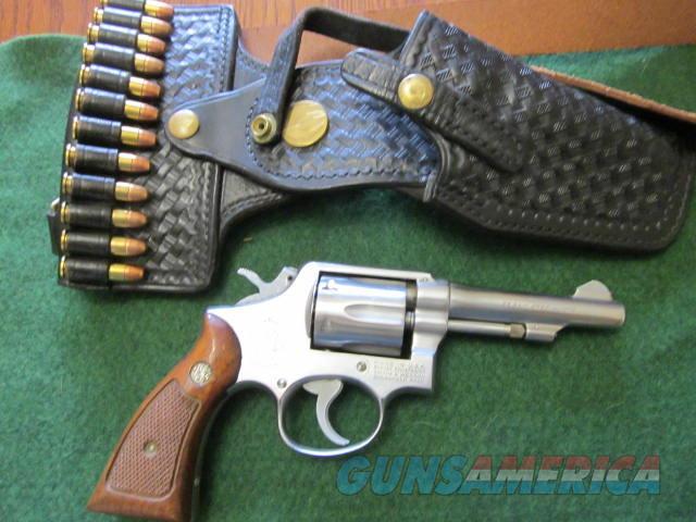 Smith & Wesson 64 No Dash  Guns > Pistols > Smith & Wesson Revolvers > Med. Frame ( K/L )