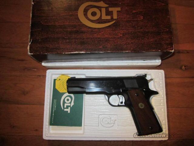 Colt Gold Cup  Guns > Pistols > Colt Automatic Pistols (1911 & Var)