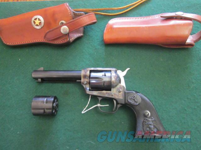 Colt Peacemaker 4.4 Inch Barrel  Guns > Pistols > Colt Single Action Revolvers - Modern (22 Cal.)