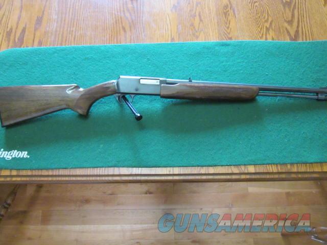 Browning BPR 22 Magnum  Guns > Rifles > Browning Rifles > Pump Action