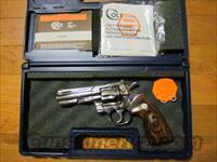 Colt Python Bright Stainless  Guns > Pistols > Colt Double Action Revolvers- Modern