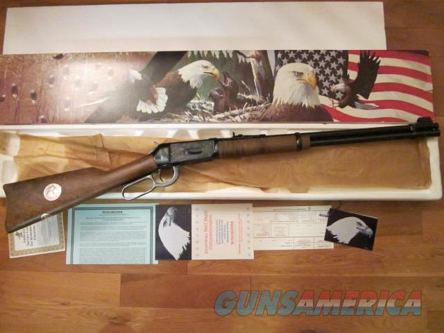 Winchester 94 American Bald Eagle  Guns > Rifles > Winchester Rifle Commemoratives