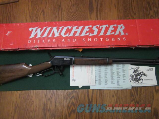 Winchester 9422 High Grade  Guns > Rifles > Winchester Rifles - Modern Lever > Model 94 > Post-64