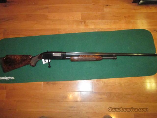 Winchester M-12 Solid Rib  Guns > Shotguns > Winchester Shotguns - Modern > Pump Action > Trap/Skeet