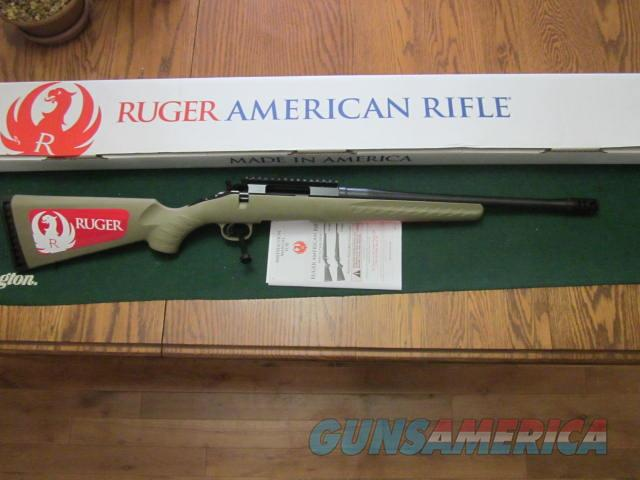 Ruger American 450 Bushmaster  Guns > Rifles > Ruger Rifles > American Rifle