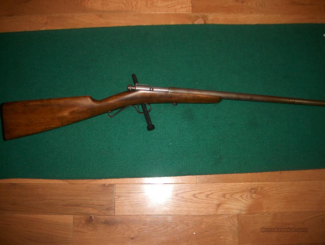 Winchester M-36 9mm shotgun  Guns > Shotguns > Winchester Shotguns - Pre-1899