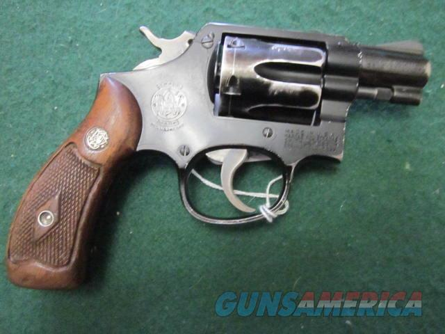 Smith & Wesson 51 Pre Model 12 Airweight Military And Police  Guns > Pistols > Smith & Wesson Revolvers > Med. Frame ( K/L )