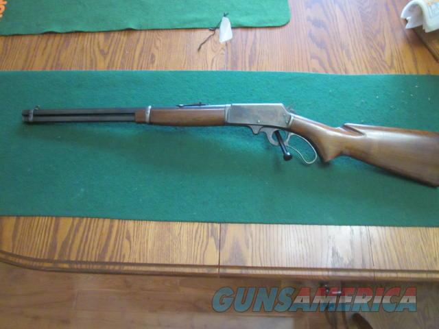 Marlin 1936 1 ST Variation  32 Special  Guns > Rifles > Marlin Rifles > Modern > Lever Action