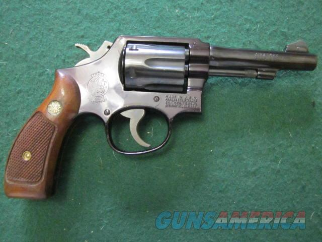 Smith & Wesson 12-2 M & P Airweight  Guns > Pistols > Smith & Wesson Revolvers > Med. Frame ( K/L )