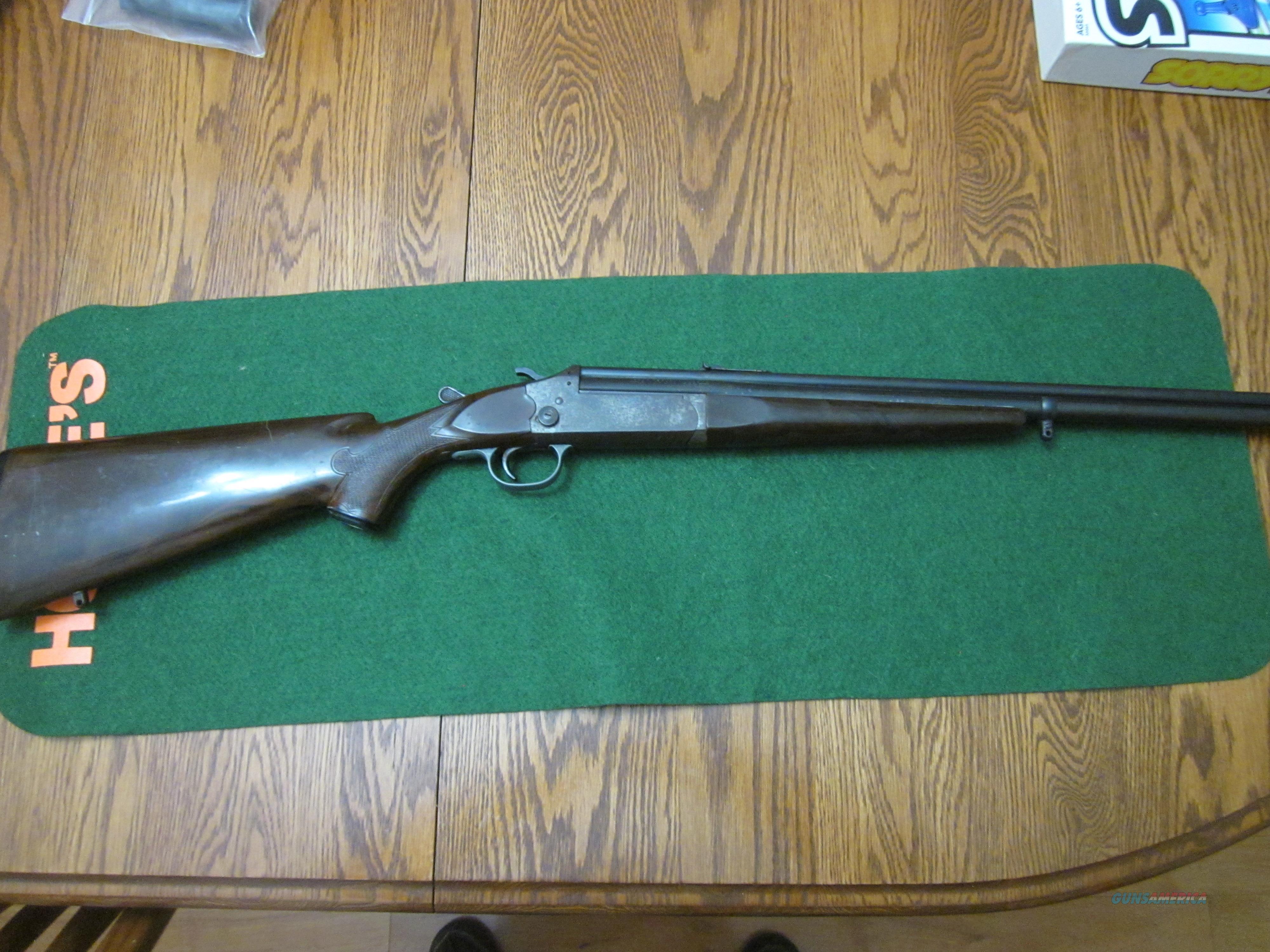 Stevens 24 22LR / 410  Guns > Shotguns > Stevens Shotguns