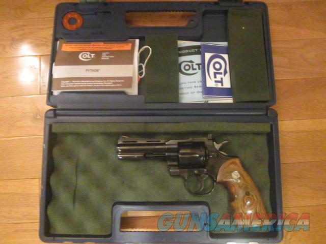 Colt Python Elite  Guns > Pistols > Colt Double Action Revolvers- Modern