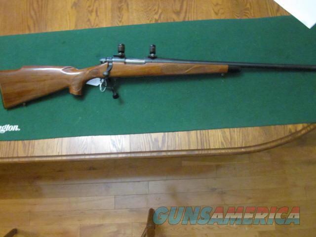 Remington 700 BDL   Guns > Rifles > Remington Rifles - Modern > Model 700 > Sporting