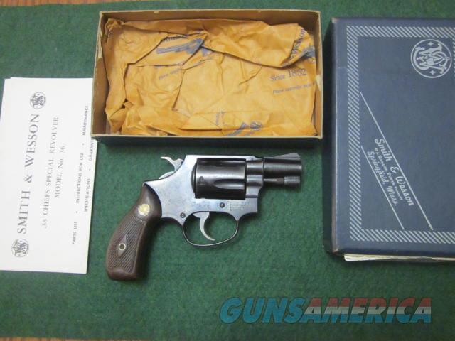 Smith & Weson 36 No Dash  Guns > Pistols > Smith & Wesson Revolvers > Small Frame ( J )