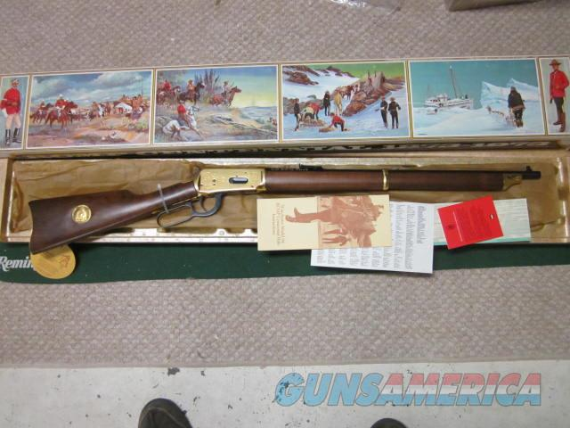 Winchester 94 R.C.M.P.  Guns > Rifles > Winchester Rifle Commemoratives