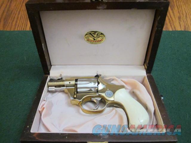 High Standard Sentinel Dura- Tone Gold  Guns > Pistols > High Standard Pistols