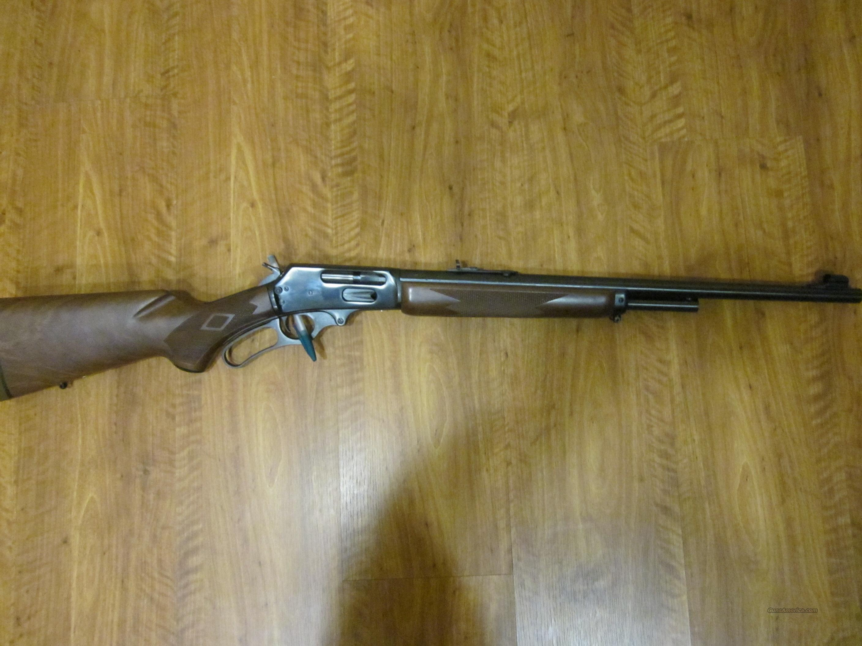 Marlin 410 Lever Action  Guns > Shotguns > Marlin Shotguns