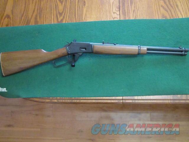 Marlin 1894 Carbine 357 Magnum  Guns > Rifles > Marlin Rifles > Modern > Lever Action