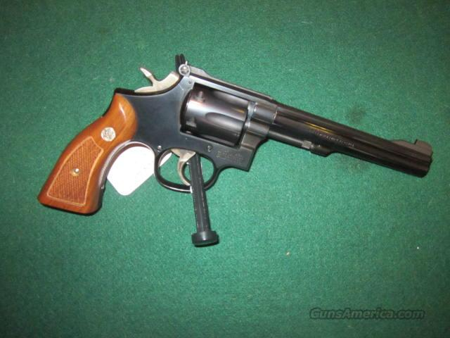 Smith & Wesson M-17-6  Guns > Pistols > Smith & Wesson Revolvers > Full Frame Revolver