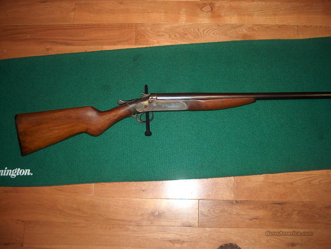 Excel 12ga Single Barrel For Sale