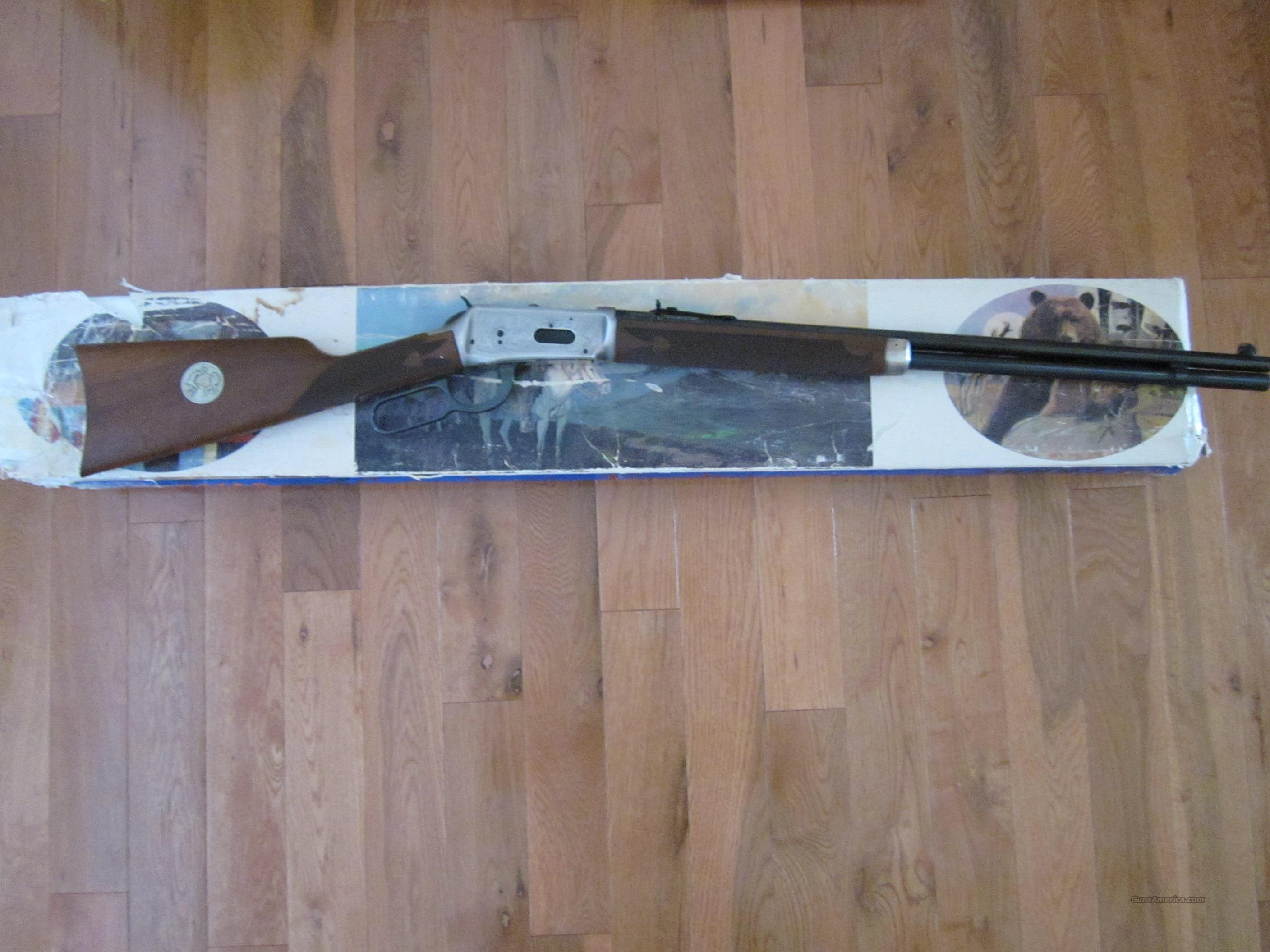 Winchester 94 Legandary Frontiersman  Guns > Rifles > Winchester Rifle Commemoratives