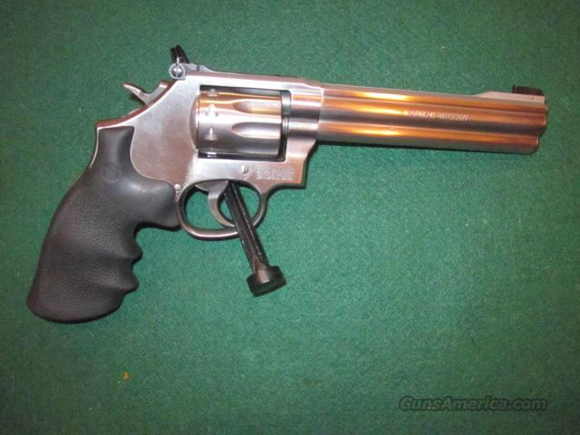 Smith And Wesson 617-6  Guns > Pistols > Smith & Wesson Revolvers > Full Frame Revolver