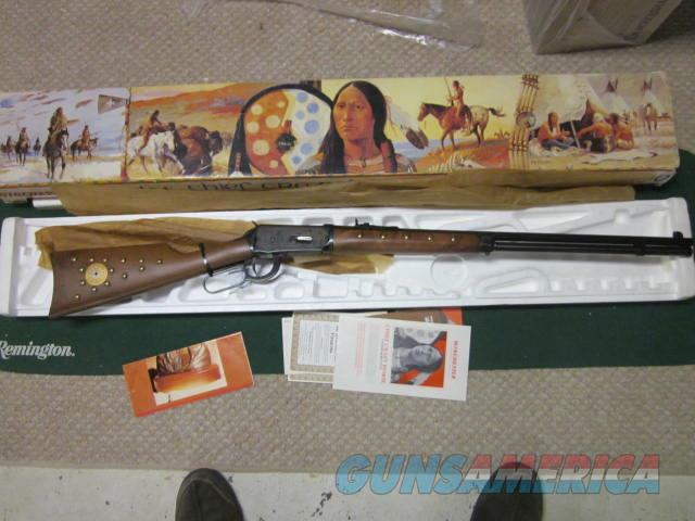 Winchester 94 Chief Crazy Horse  Guns > Rifles > Winchester Rifle Commemoratives