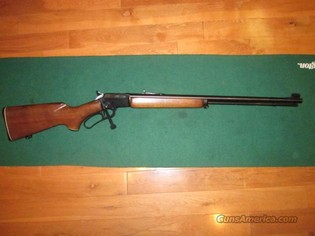Marlin Original Golden 39A  Guns > Rifles > Marlin Rifles > Modern > Lever Action